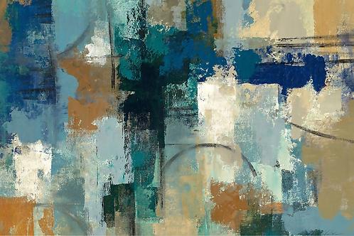 Tela Abstrata 80x117