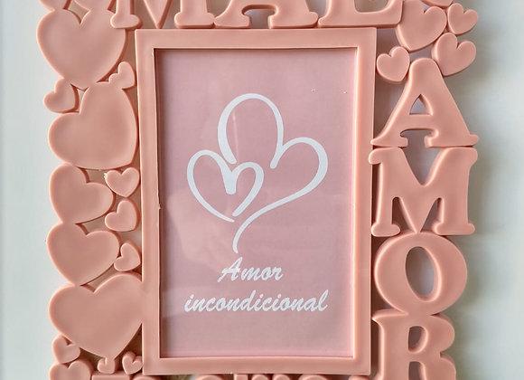 Porta Retrato 10x15 - Mae Amor