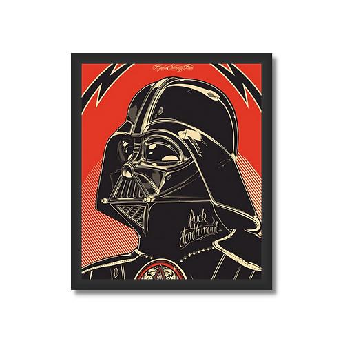 Quadro Decorativo SW511 - Dart Vader
