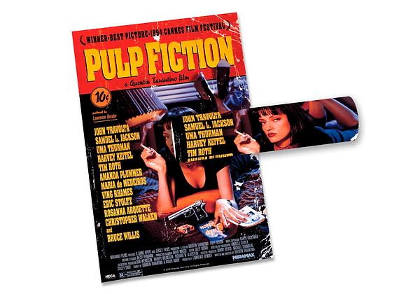 Pôster G - Pulp Fiction