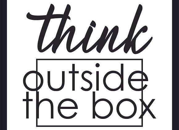 Quadro D - Think Outside