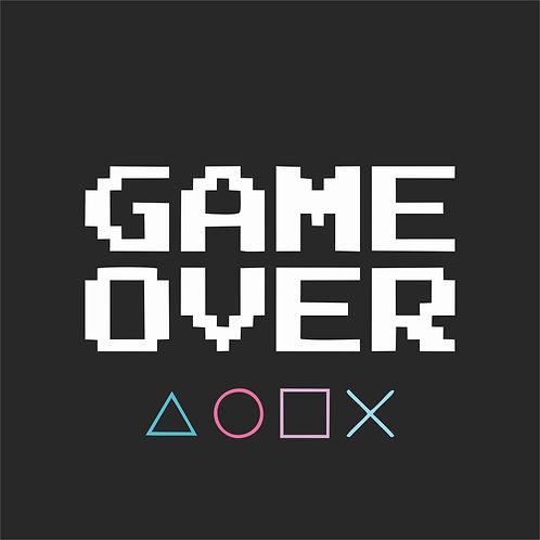 Quadro D - Game Over