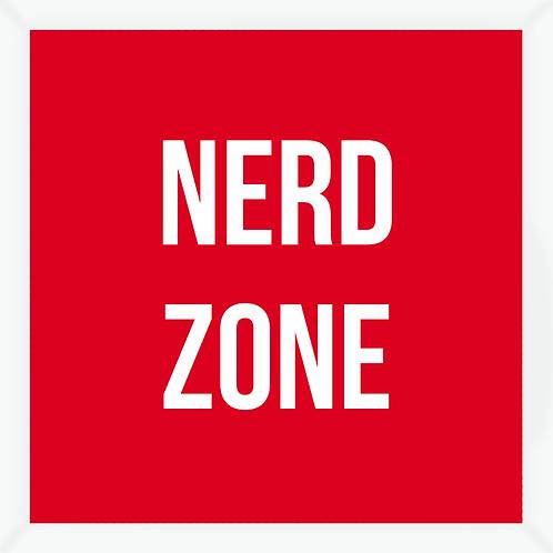Quadro D - Nerd Zone