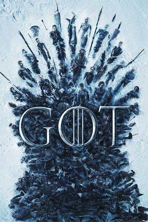 POSTER M PY PP 34504 GAME OF THRONES DEAD