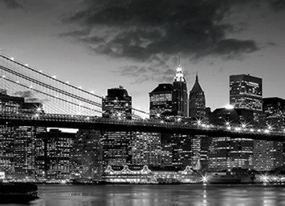 Poster Nova York Ponte Brooklyn