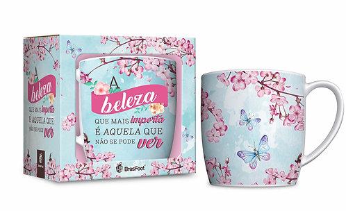 Caneca 360ml - A Beleza