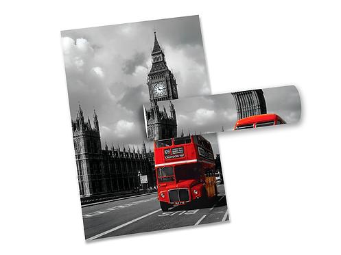 Poster Londres - Big Ben
