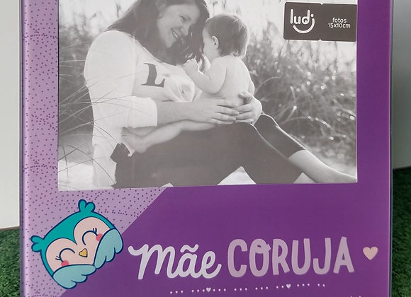 Porta Retrato 10x15 - Mae Coruja