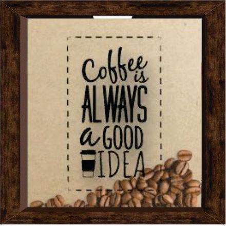 Quadro Café - Always