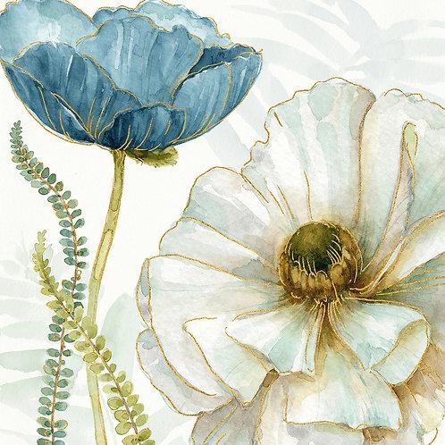 Tela Floral 60x60
