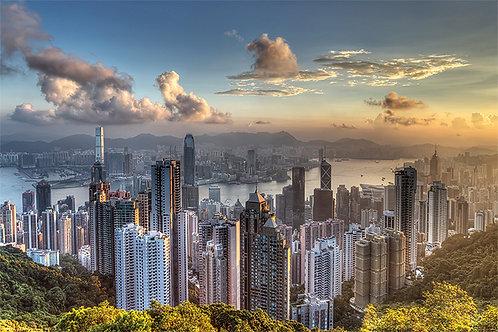 Pôster G - Hong Kong