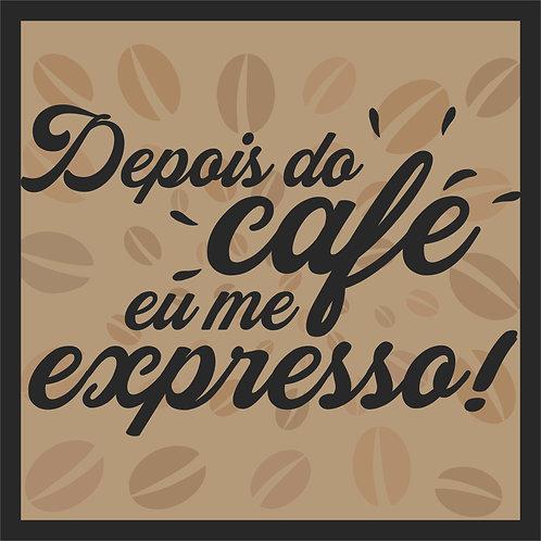 Quadro D - Depois do Café