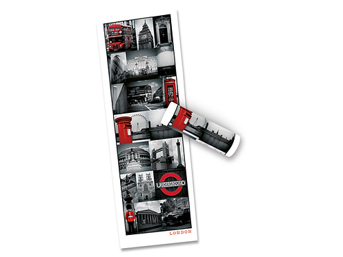 Poster Londres - Collage