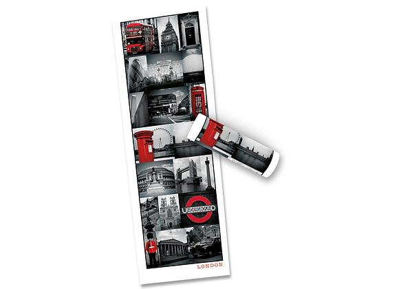 Pôster D - Londres | Collage