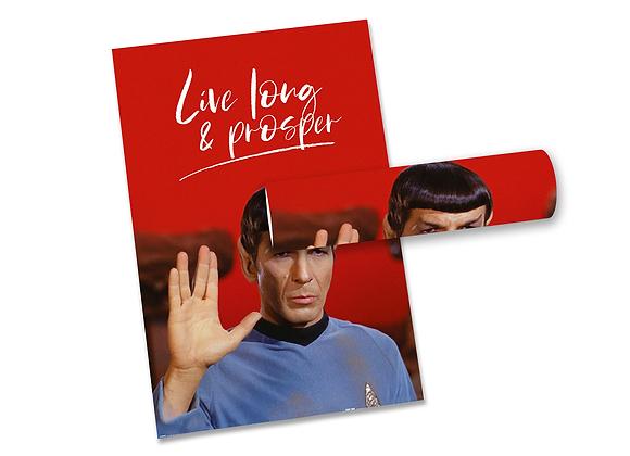 Pôster G - Star Trek   Life