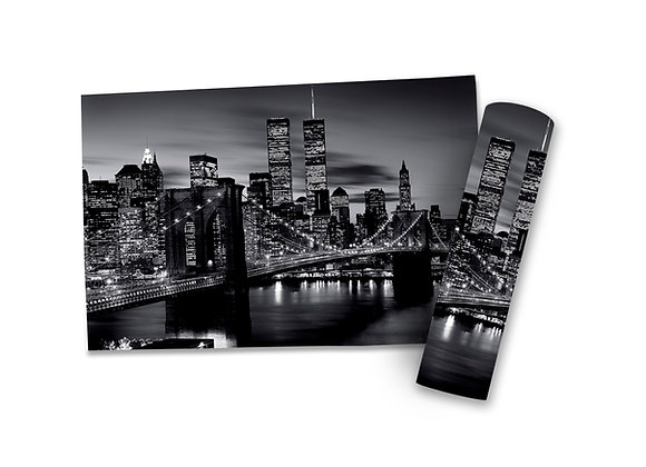 Pôster G - New York | Brooklyn PB