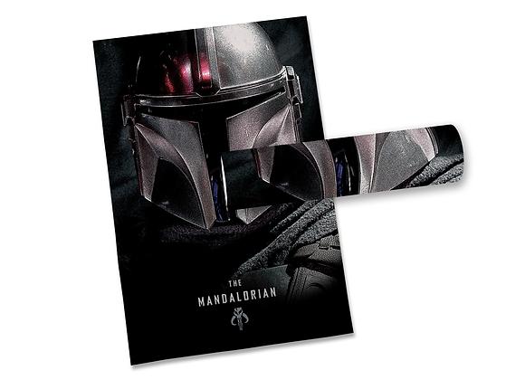 Pôster G - Star Wars | Mandalorian