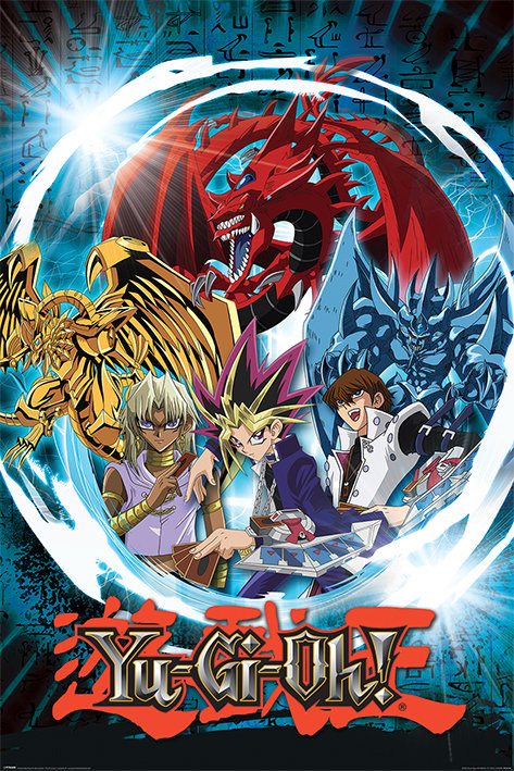 Poster G - Yu-Gi-Oh Unlimited