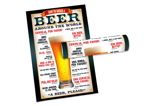 Poster Cerveja