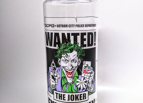 Garrafa - The Joker Wanted