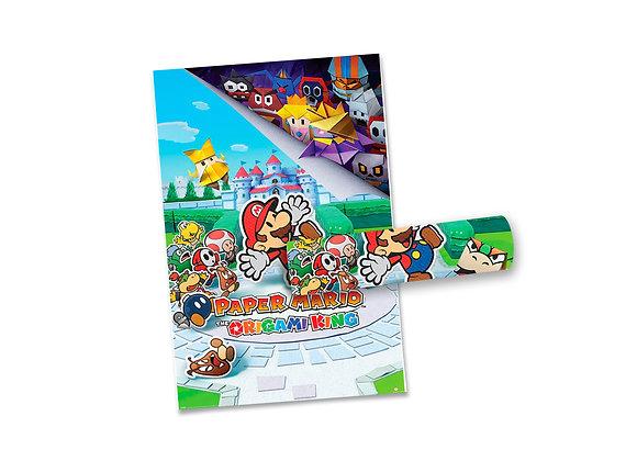 Pôster G - Paper Mario