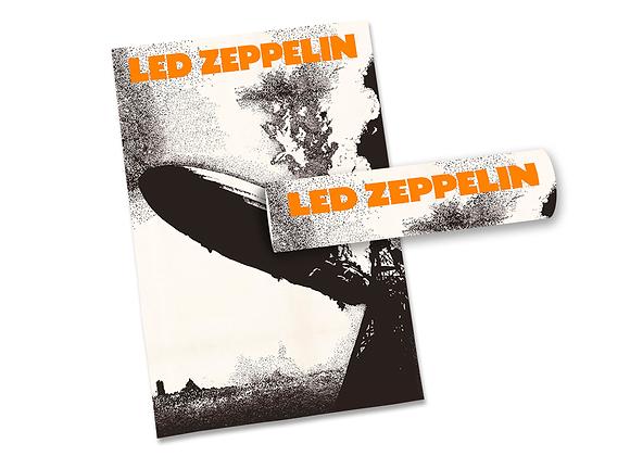Pôster G - Led Zeppelin