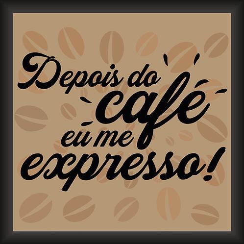 Quadro Decorativo - Depois do Café