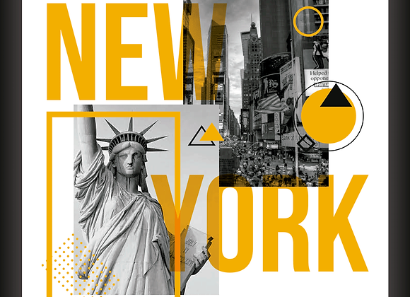 Quadro Decor - V. New York