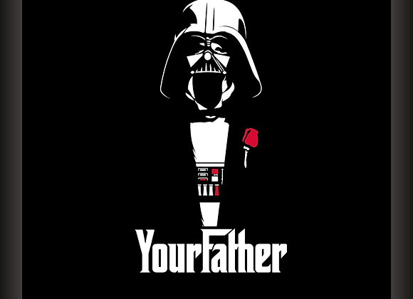 Quadro Star Wars Your Father
