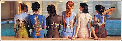 Pôster O - Pink Floyd | Capas