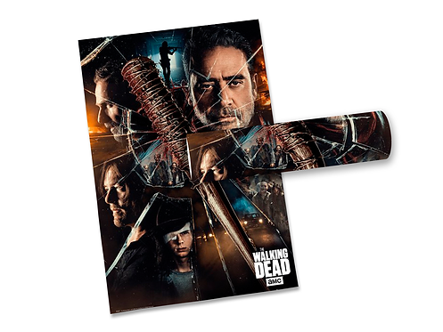 Poster The Walking Dead 8
