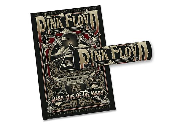 Pôster G - Pink Floyd | Dark Side