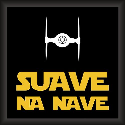 Quadro Decorativo - Star Wars (Suave na Nave)