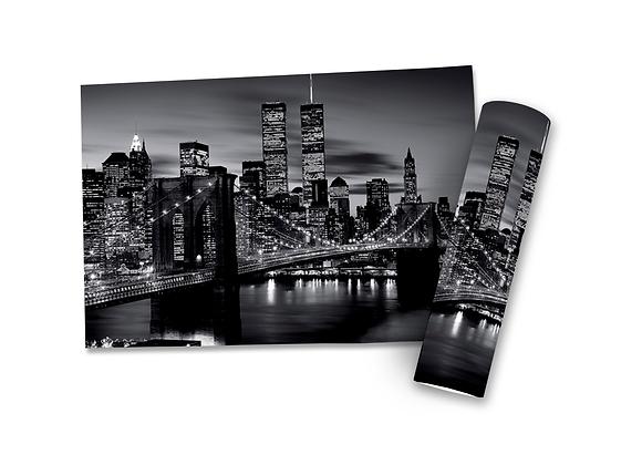 Poster New York Manhattan