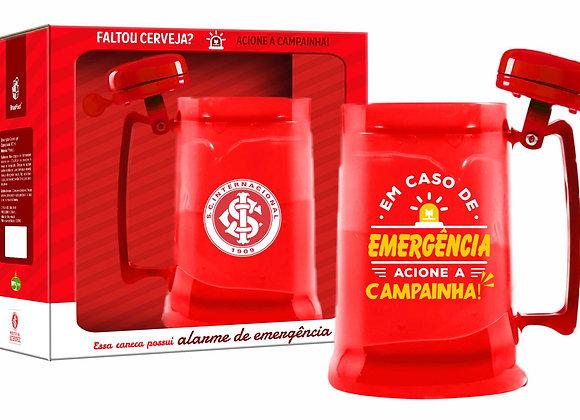Caneca Gel c/ Campainha 450ml - Internacional