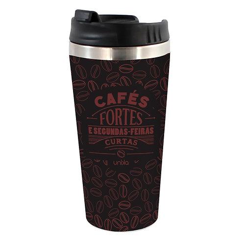 Copo Térmico 450ml - Café Fortes