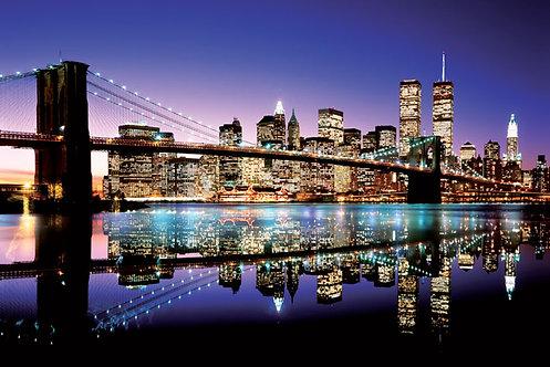 Pôster G - New York | Brooklyn