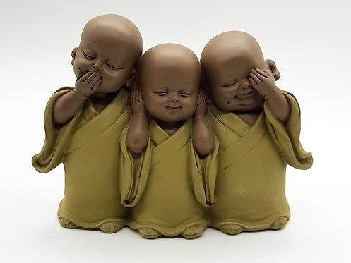 Monge Infantil - Amarelo