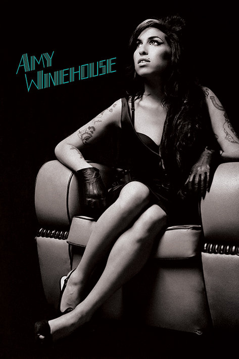 POSTER M PY PP 33687 AMY WINEHOUSE
