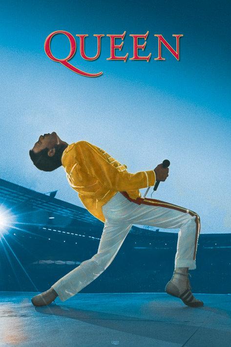 Poster G - Queen Wembley