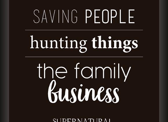Quadro Decor - Supernatural | Saving People