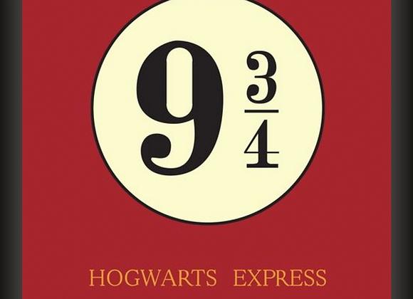 Quadro Decor - Harry Potter | Expresso Hogwarts