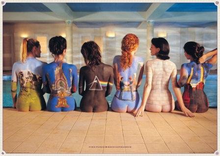 Pôster G - Pink Floyd | Capas