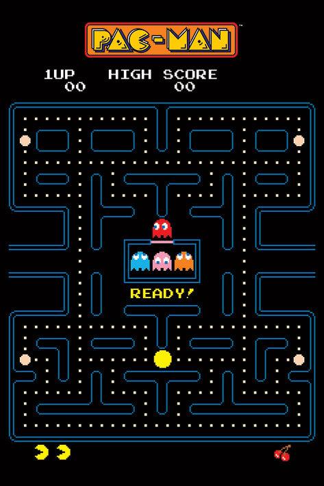 Poster G - Pac-man