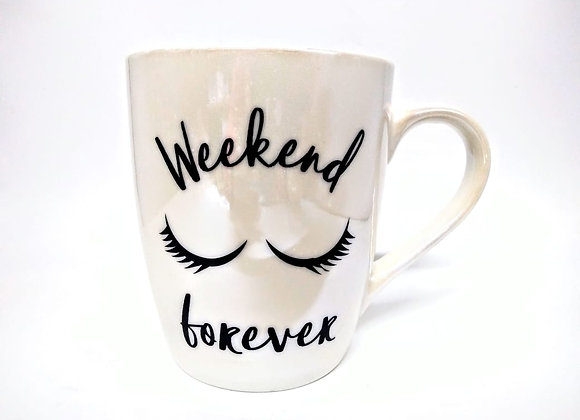 Caneca - Weekend Forever