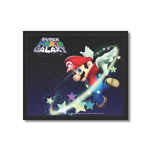 Quadro Decorativo SM534 - Mário Galaxy