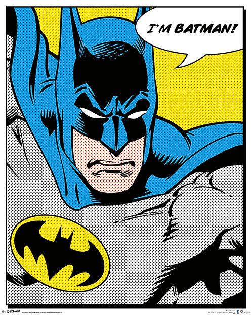 POSTER M PY MPP 50499 BATMAN