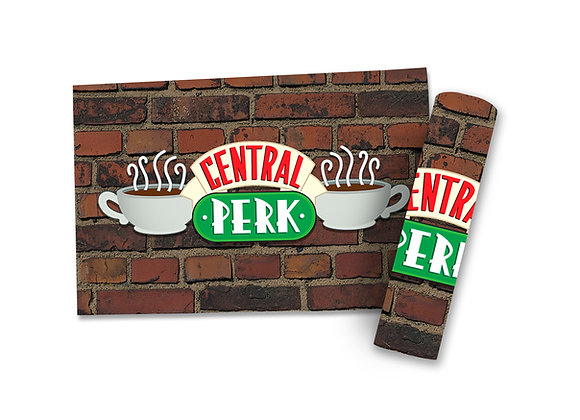 Pôster G - Friends | Central Perk