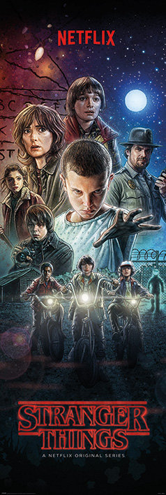 POSTER M PY CPP 20256 STRANGER THINGS
