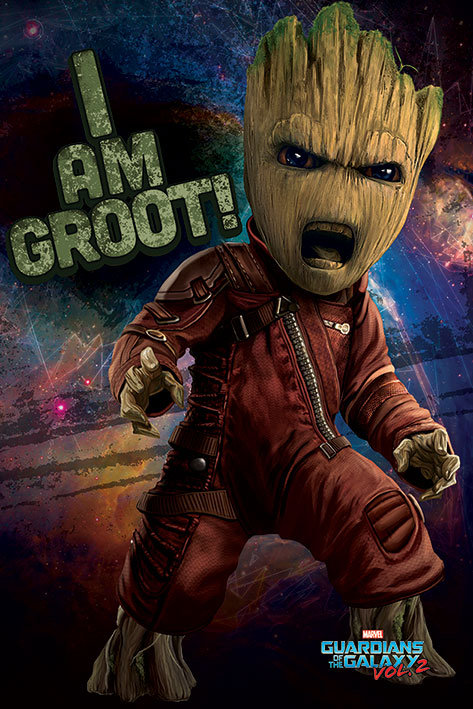 POSTER M PY PP 34108 ANGRY GROOT